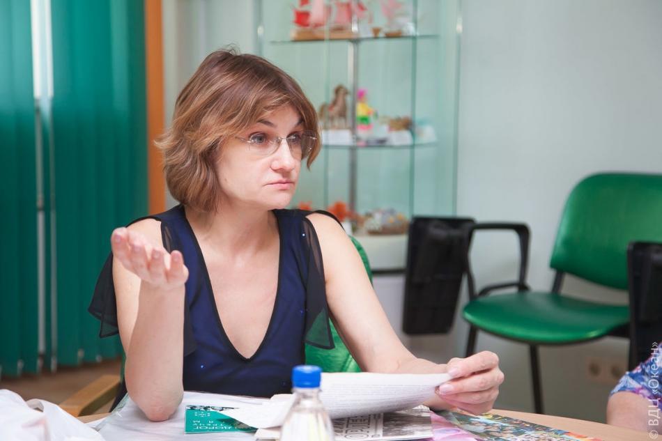 Ирина Фришман отмечает день рождения