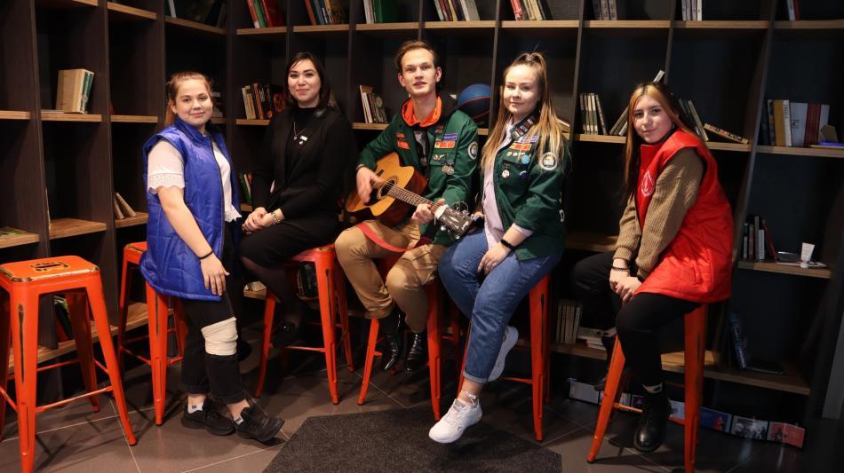 день Российских Студенческих Отрядов в Оренбуржье