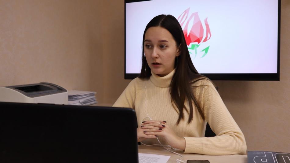 Онлайн семинар проекта «Я голосую за МИР»