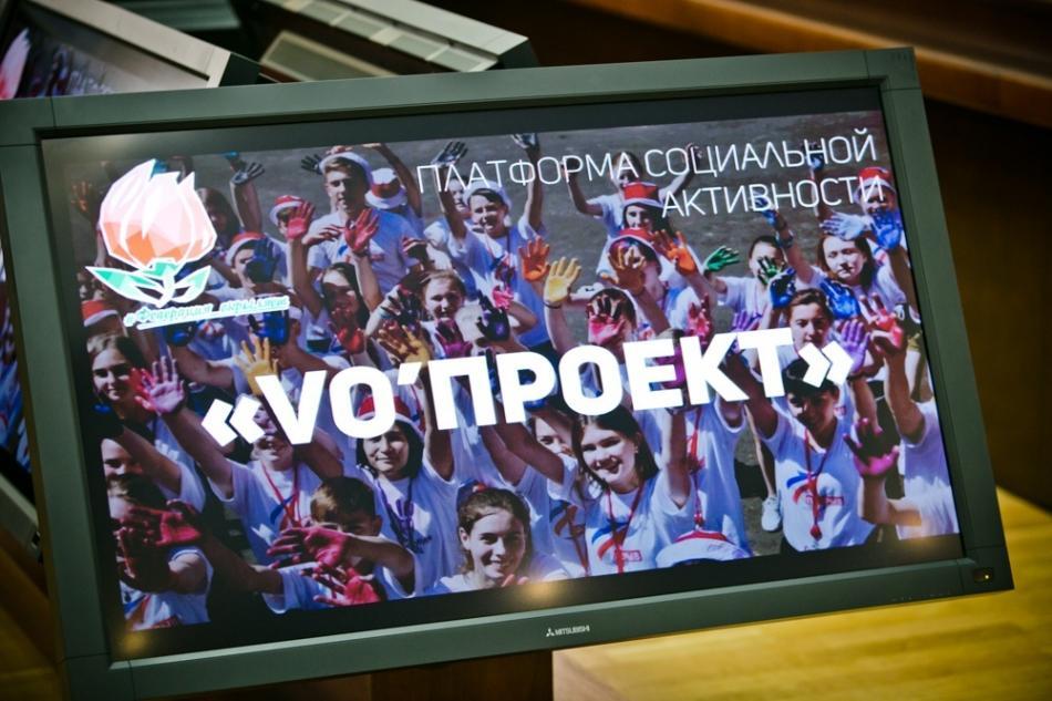 Губернатору области презентовали VO-проект