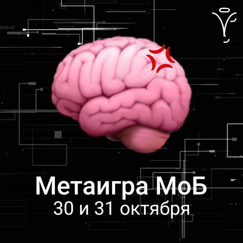 Большая метаигра МОБ